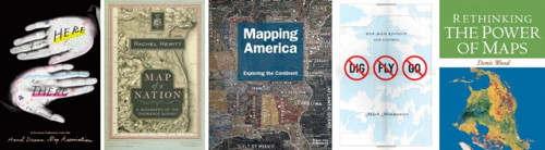 Map books of 2010
