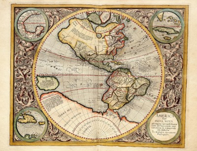 America From Mercator 41 page