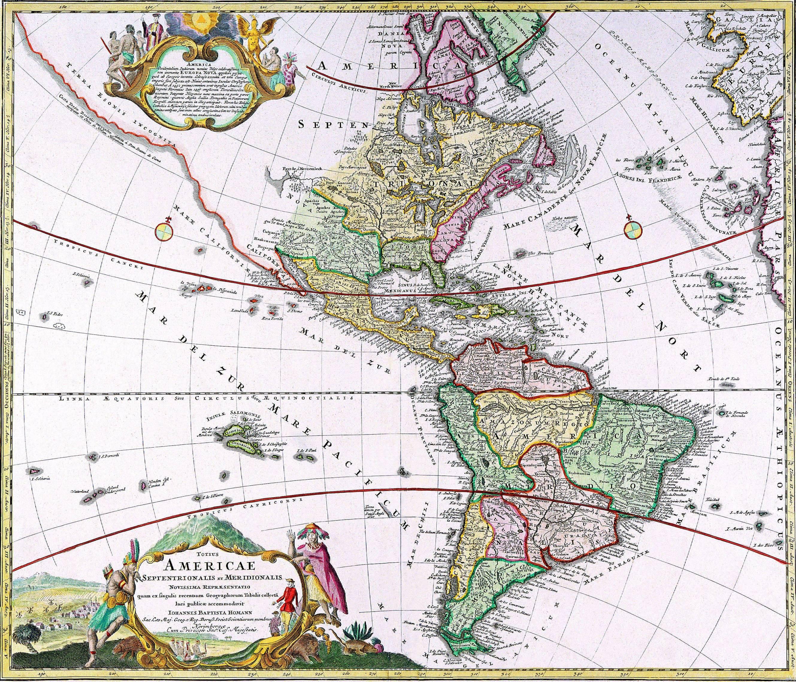 The Art of MapsJohann Baptiste Homann California as an Island