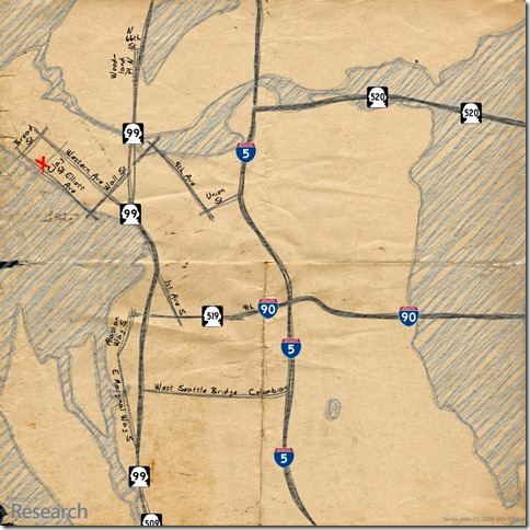 Destination Maps Example