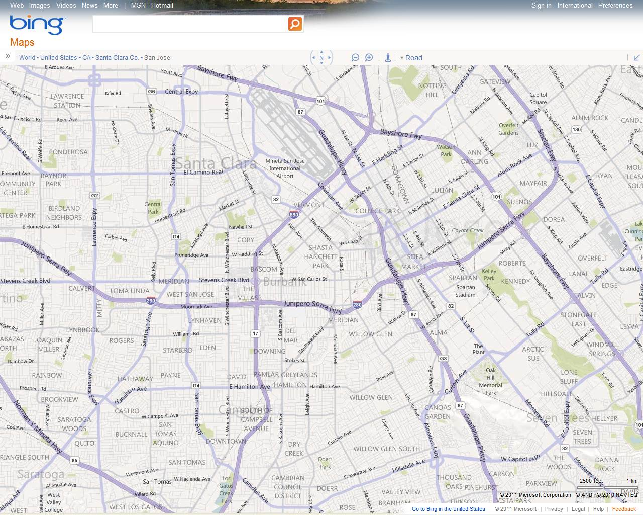 i love the new look for bing maps. bing updates their new map style  mapsysinfo mapsysinfo
