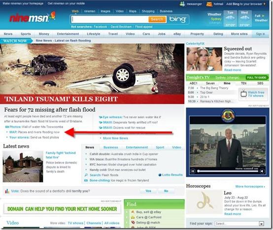 ninemsn_homepage
