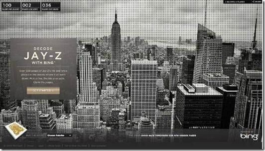 Decode Homepage