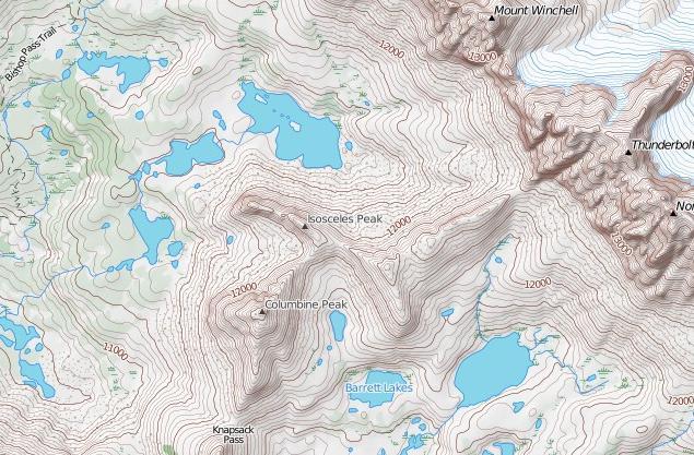 Closed Contour SPS Maps
