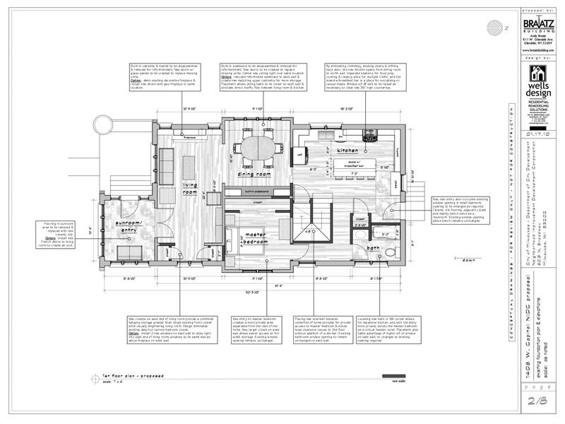 Sketchup Pro Case Study Peter Wells Design