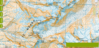 New Zealand 1:50,000 Topo Maps