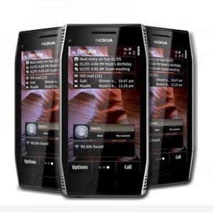Nokia X7 Testing