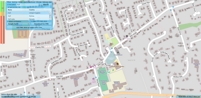 BBOX.ME (OSM to Google Earth) via FME